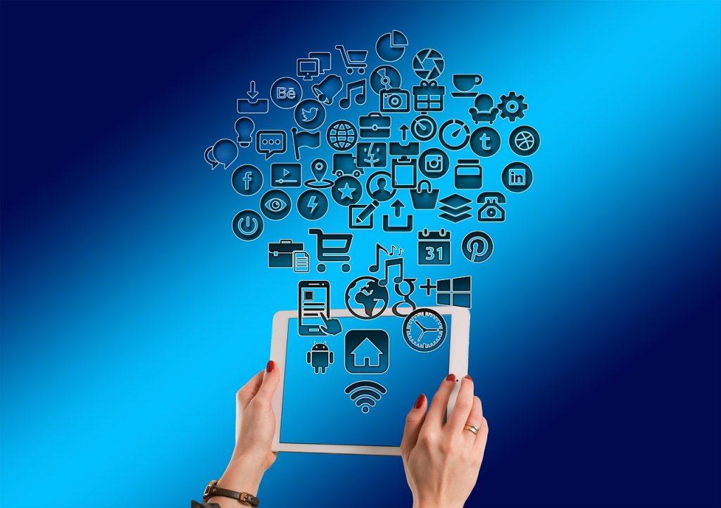 criar conteúdo para redes sociais